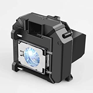 Huaute V13h010l60 / Elplp60 Replacement Projector Lamp for Epson PowerLite 420 425W 905 92 93 95 96W 1835 430 435W 915W