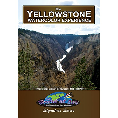 Tom Jones - Video Art Lessons'Yellowstone Watercolor Experience' Signature Series DVD