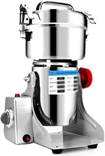 800A Electric Blender Grains Spices Cereal Dry Food Grinder Mill Grinding M'ac'hine Stainless Steel Blender for kitchen Jo...