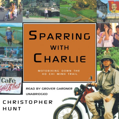Sparring with Charlie cover art
