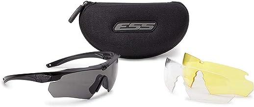 ESS Eyewear Cross Series Crossbow 3LS Kit 740-0387,Black