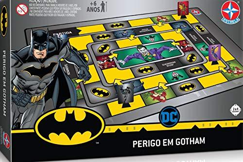 Jogo Perigo em Gotham, Batman, Estrela