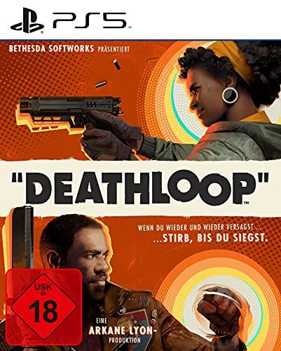 DEATHLOOP | Standard + Metal Plate Edition | [PlayStation 5] [Importación alemana]