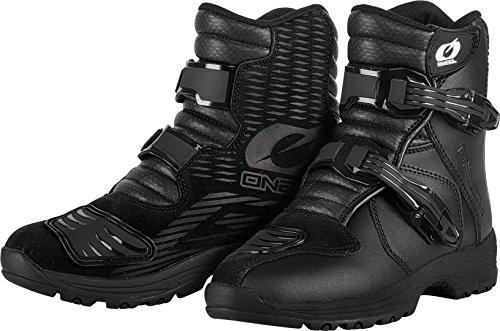 O'NEAL Rider Shorty Street Motorrad Stiefel schwarz 2018 Oneal: Größe: 11/45