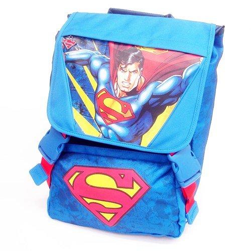 Superman Zaino Estensibile Scuola 2013-2014
