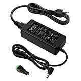 ALITOVE 24V Power Supply 4A 96W AC/DC Adapter 100-240V AC to DC 24 Volt Converter 4amp 3.75A 3.5A 3.3A 3.2A Transformer 5.5x2.5mm for LED Strip Water Purifier CCTV Camera LCD Monitor Massage Chair