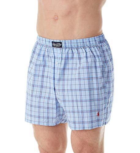 Polo Ralph Lauren Klassische gewebte Boxershorts aus Baumwolle. - - Small