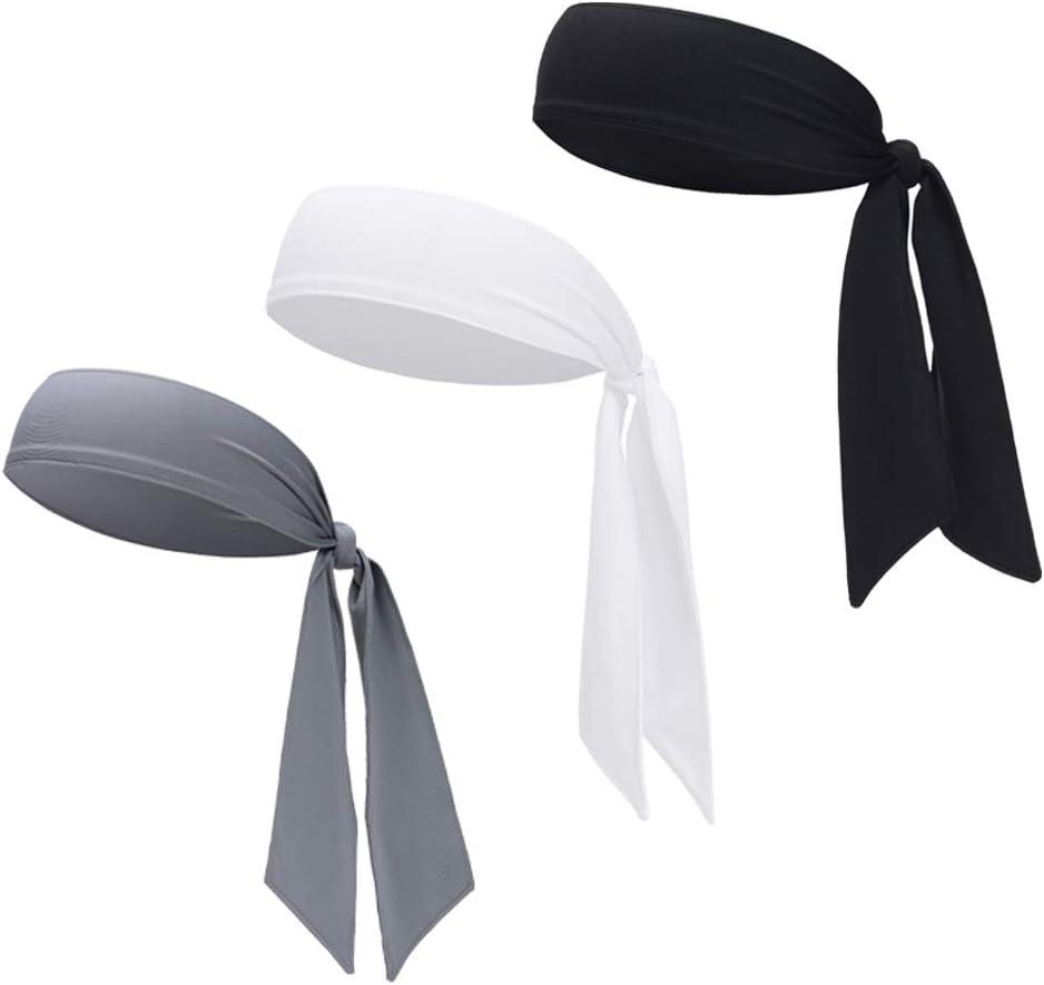 Sports Ranking TOP1 Headband - Head Sweatbands Limited price sale Tie Tennis Hairband