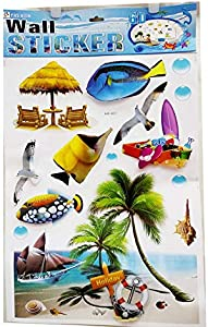 JOJO 6D wall stickers for the full beatification of your home and living rooms for the attraction of joy and happiness