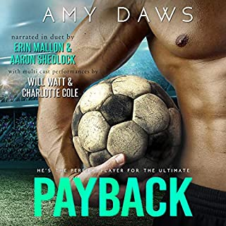 Payback: A Hot Sports Romance cover art