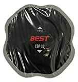 Best 4'x4' Bias Ply Tire Repair Patch (10 Pack)