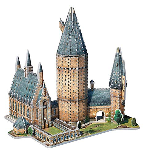 Harry Potter Hogwarts Große Halle 3D-Puzzle 850 Teile