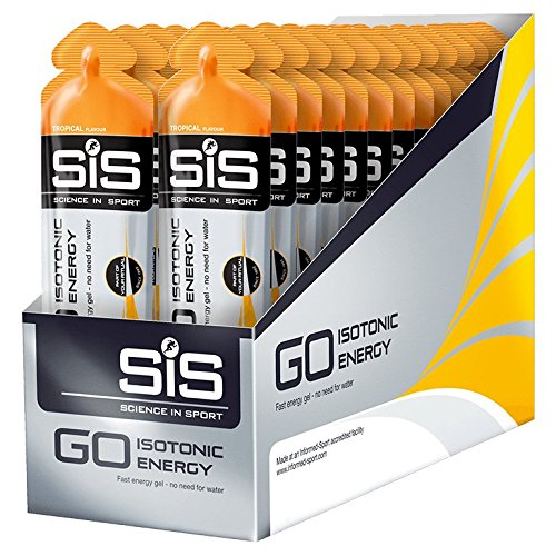 Gel Energético GO Isotonic Energy Gel SIS Tropical 15 x 60ml