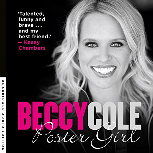 Poster Girl audiobook cover art