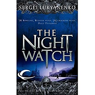 Free First Chapter: The Night Watch cover art