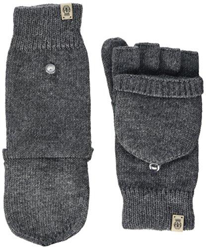 Roeckl Damen Essentials Kapuzenhandschuh Handschuhe, Grau (Anthracite 090), One Size