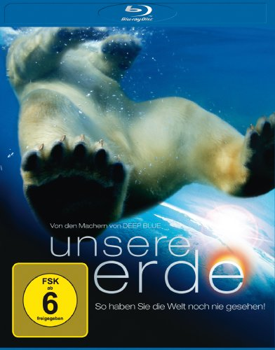 Unsere Erde [Blu-ray]