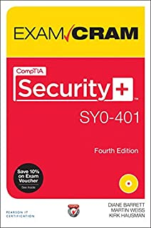 CompTIA Security+ SYO-401 Exam Cram (4th Edition)