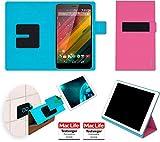 Hülle für HP Slate 7 VoiceTab Ultra Tasche Cover Hülle Bumper | in Pink | Testsieger