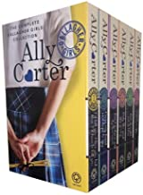 Gallagher Girls Set of 5 Books: I'd Tell You I Love You, But Then I'd Have to Kill You; Cross My Heart and Hope to Spy; Do...