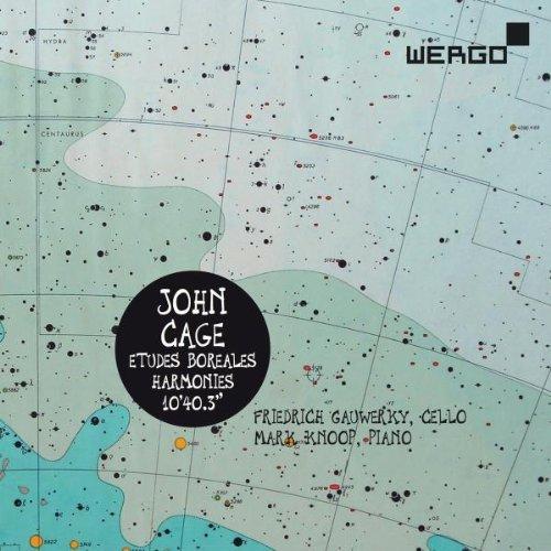 Cage: Etudes Boreales/Harmonies/10'40.3'' (aus 26'1.1499'')
