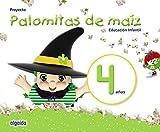 Proyecto Palomitas de Maíz. Educación Infantil. 4 Años, Incluye DVD