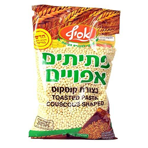 Asif Israeli Couscous, rund (Ptitim) 500g