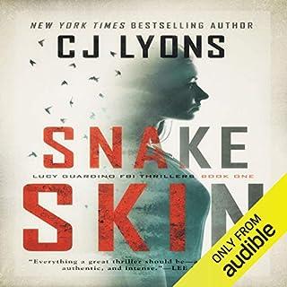 Snake Skin audiobook cover art