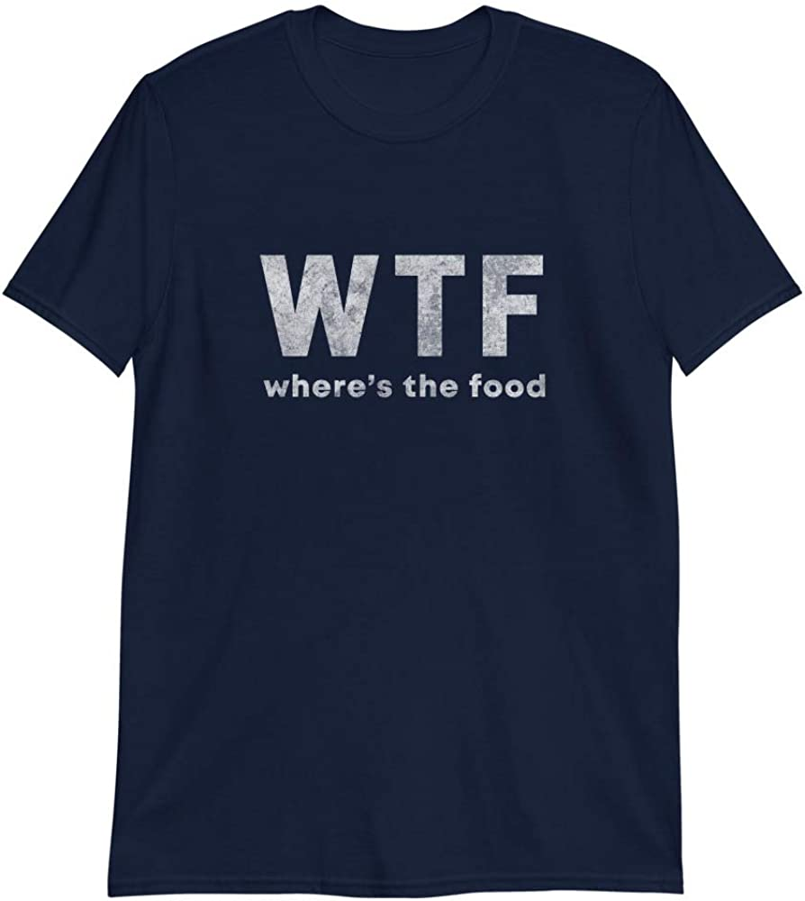 Aver Where's The Food Graphic Design Shirt   Funny Sarcastic Sarcasm Joke Tee for Man Woman T-Shirt
