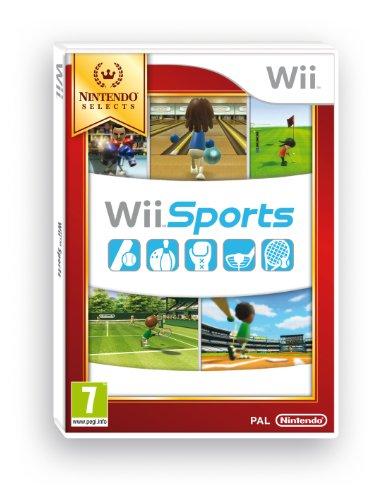 Nintendo Selects: Wii Sports (Nintendo Wii) [Importación Inglesa]
