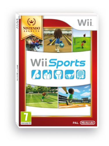 Wii Sports [Nintendo Selects] [Pegi] [Deutsch-Spiel]