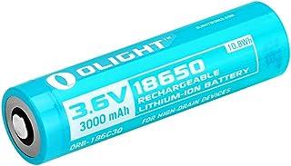 OLIGHT(オーライト) 18650 3000mAh リチウムイオン電池 H2R専用バッテリー 3.6V UN38.3済み PSE済み