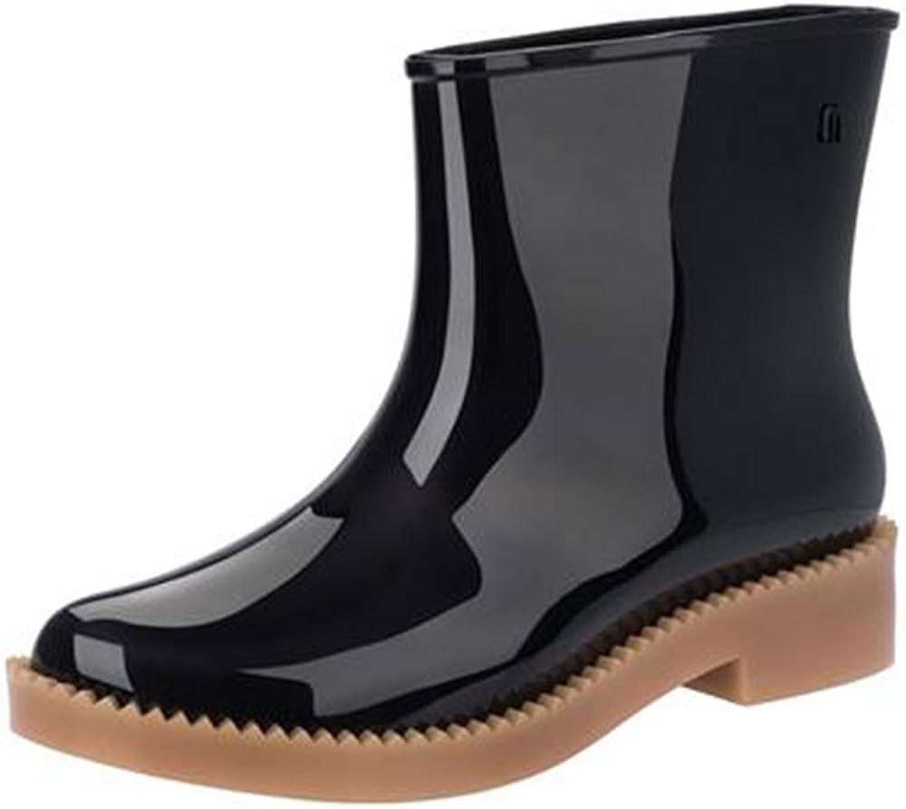 Melissa. Women's Vegan Rain Drop Boot