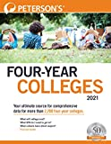 Four-Year Colleges 2021 (Peterson s Four Year Colleges)