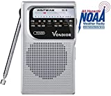 Best Am Fm Tv Portable Radios - NOAA Weather Radio - Emergency NOAA/AM/FM Battery Operated Review