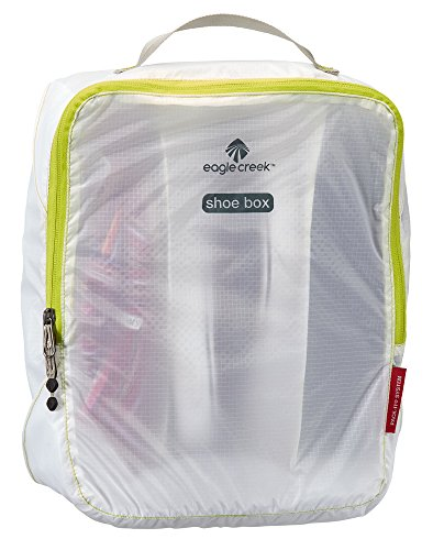 Eagle Creek Pack-It Specter Multi-Shoe Cube, White/Strobe