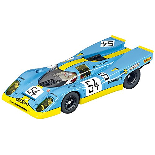 Carrera 20023780 - Digital 124 - Porsche 917K, Gesipa Racing Team, No.54, 1000 km Nürburgring 1970