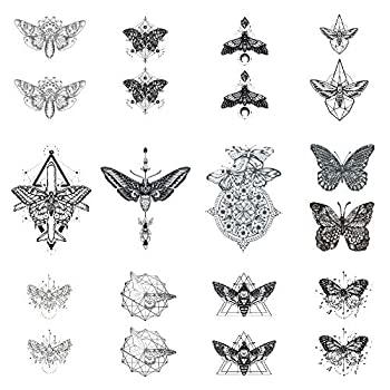 Best moth tattoos Reviews