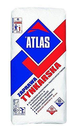 Render Plaster - Mortero tradicional Atlas (25 kg)