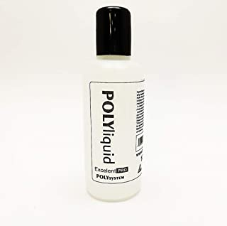 PolyGel Liquid 100ml - PolySystem - Líquido para trabajar el Polygel - Líquido par Poly - Blucc Style