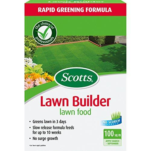 Scotts Lawn Builder - Seasonal Lawn Feed