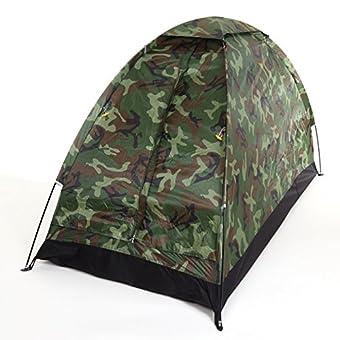 [ビービーフィールド] 一人用 テント 簡易 コンパクト ツーリング 災害 緊急 防水 紫外線 収納袋付