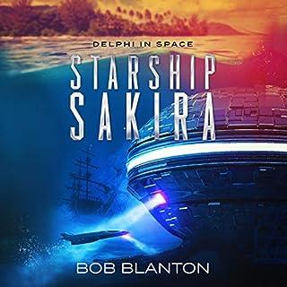 Starship Sakira cover art