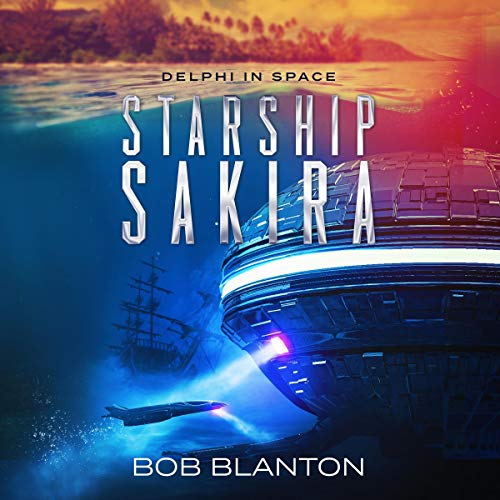 Starship Sakira cover art