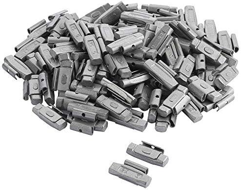 Dwt Germany 100583 100x 25g Schlaggewichte Auswuchtgewichte Wuchtgewichte Stahlfelgen Stahl Baumarkt