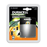 Duracell Powerhouse USB Charger with Lithium ion Battery/Includes Universal Cable with USB and Mini USB,
