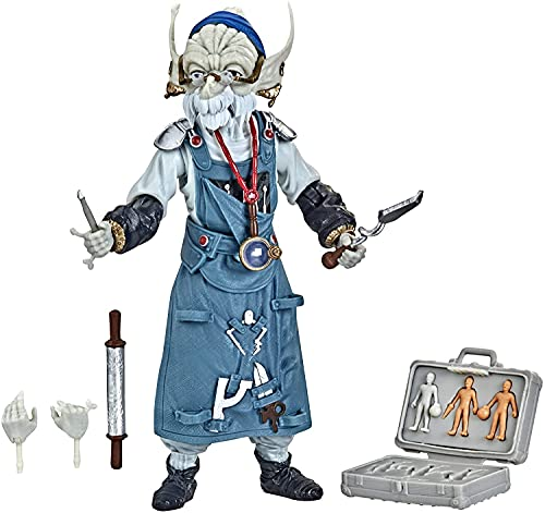 Power Rangers Lightning Collection Mighty Morphin Finster 6-Inch Premium Collectible Action Figure...