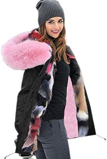 Amazon.es: tallas grandes mujer abrigos - Parka: Ropa