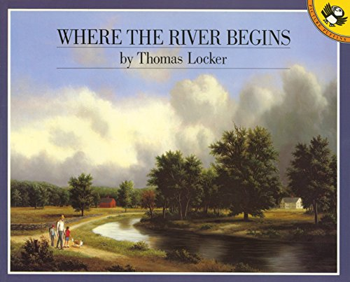 Where the River Begins (Picture Puffin Books)