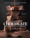 Image of Encyclopedia of Chocolate: Essential Recipes and Techniques (Langue anglaise)